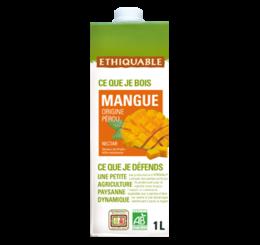 Nectar de Mangue équitable & bio ethiquable