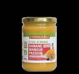 bocal ananas mangue passion ethiquable bio équitable