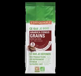 café arabica Congo Grain ethiquable bio commerce équitablef