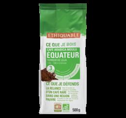 café arabica Equateur 500g ethiquable bio commerce équitable