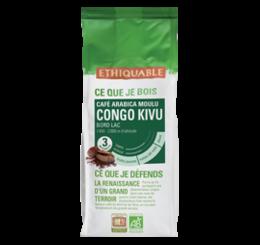 café arabica Congo Kivu ethiquable bio commerce équitablef