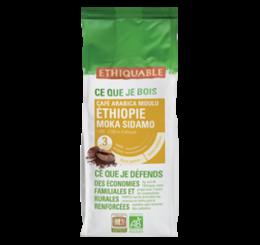 café arabica Ethiopie moka sidamo ethiquable bio commerce équitable