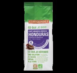 café arabica Honduras ethiquable bio commerce équitable