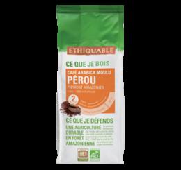 café arabica Pérou ethiquable bio commerce équitable