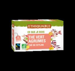 ethiquable the vert agrumes