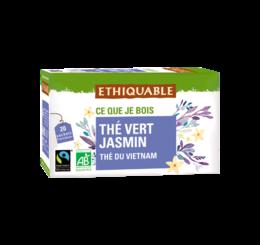 ethiquable the vert jasmin