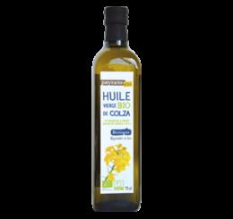 huile de colza bio paysandici commerce équitable