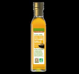 huile sesame bio equitable ethiquable