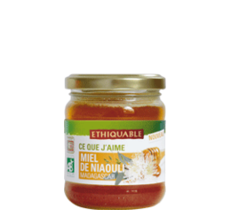 miel de niaouli equitable bio ethiquable