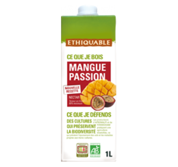 Nectar Mangue Passion équitable & bio