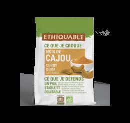noix cajou ethiquable equitable bio curry doux