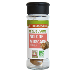 noix de muscade bio equitable ethiquable