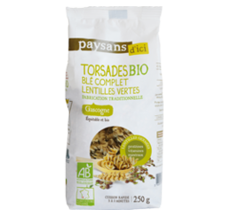 paysandici-torsade-blé-complet-lentilles-verte-equitable-bio