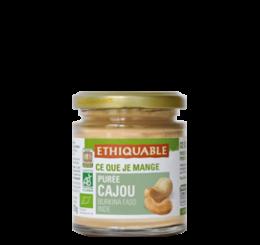 purée-de-cajou-commerce-équitable-agriculture-biologique-ethiquable
