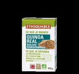 quinoa real équitable bio ethiquable