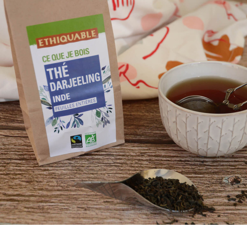 the-darjeeling-inde-equitable-bio vrac Ethiquable