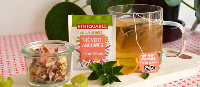 Nouveaux thés équitables et bio