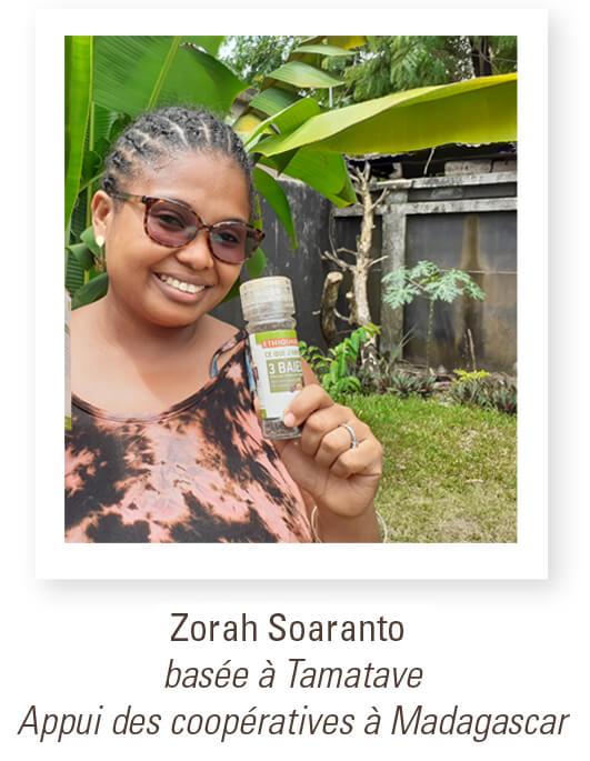 zorah agronome ethiquable